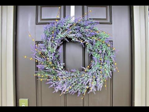 Door Wreath DIY | How To