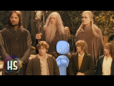 The Hidden Spirituality of The Fellowship of the Ring