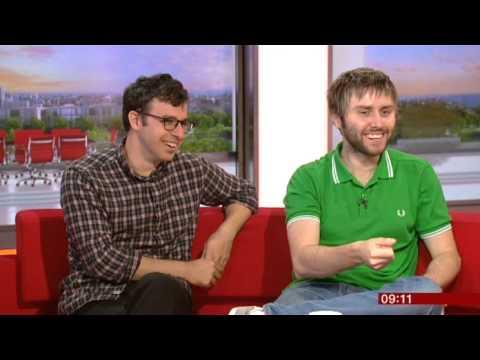 Inbetweeners 2  BBC Breakfast 2014