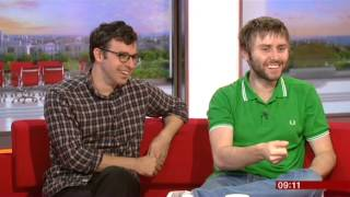 Inbetweeners 2 Interview BBC Breakfast 2014
