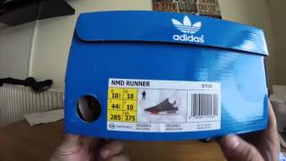 Adidas NMD Unboxing - Tokyo,Onix Grey and Navy Colourways