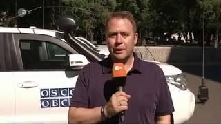 ZDF: Текущая ситуация на Донбассе.