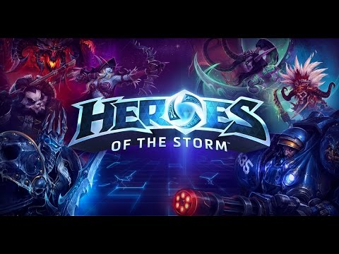 Heroes of the Storm - Climbing the Diamond Ladder