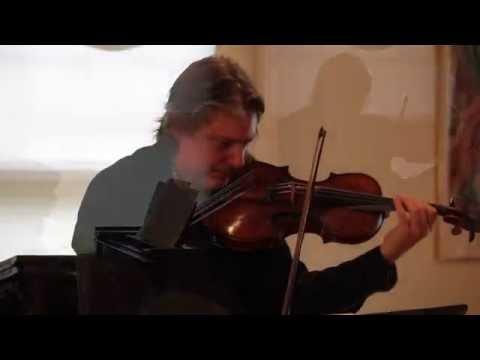 "Wasserman, ""Tango Sonata,"" mvt. 2, Asteriadou, Nikkanen"