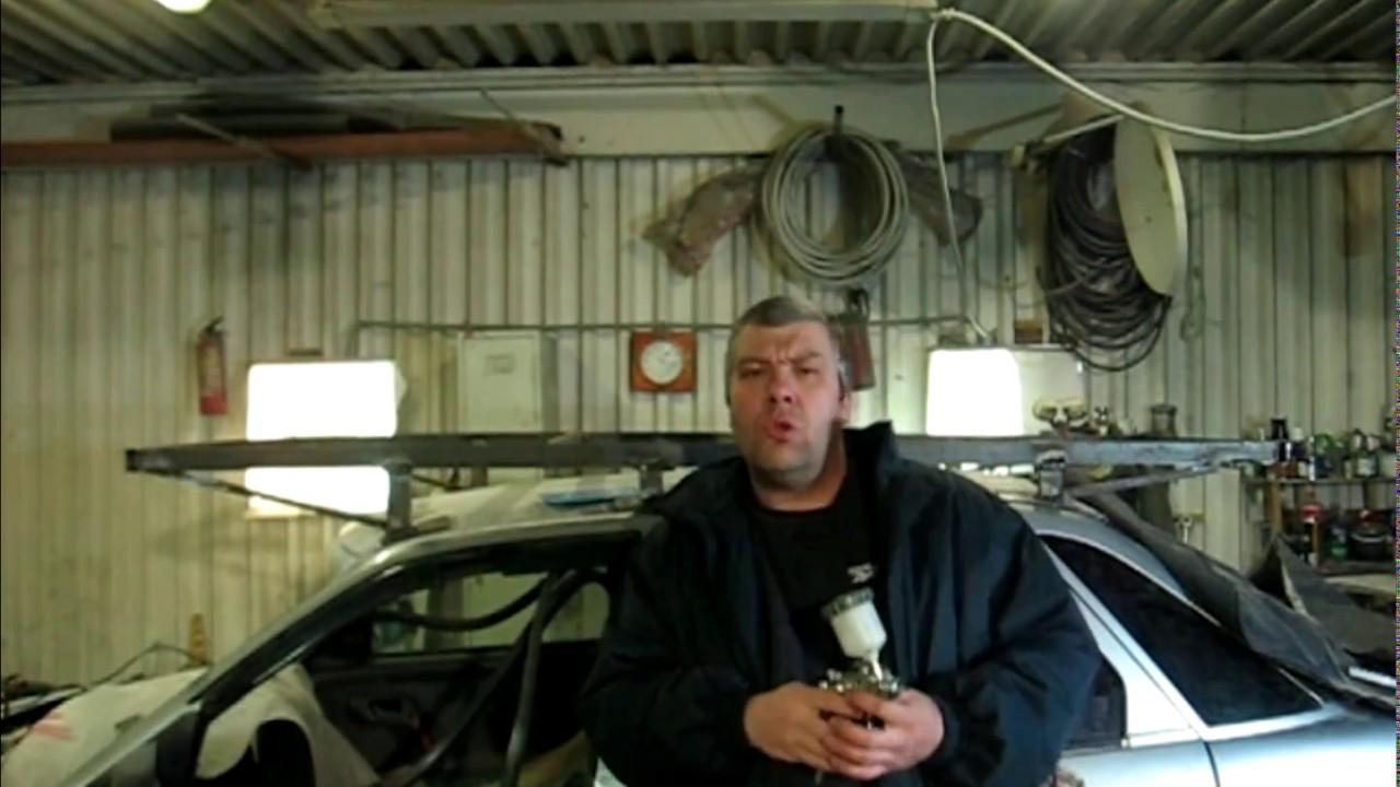 ВАЗ 2110. КР Ч1_Багажник на крышу своими руками.Усиленный, экспидиционный.Есть Части_2 и 3.