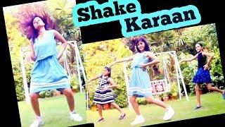 Shake Karaan| DANCE CHOREOGRAPHY | Munna Michael | Nidhhi Agerwal | Meet Bros Ft. Kanika Kapoor