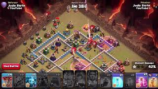 MAX TH12 ATTACKS   Clash of Clans Town Hall 12 Update