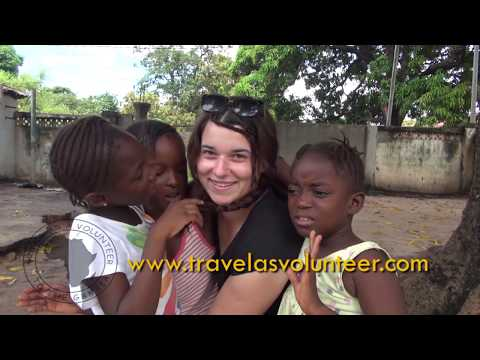 Travel as a volunteer to The Gambia