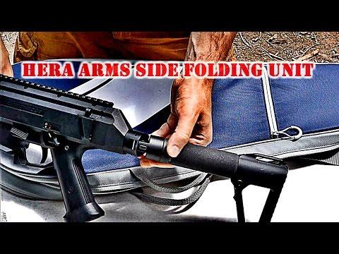 HERA Arms SFU (Side Folding Unit) Review