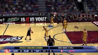 (Throwback) NBA 2K7 - PS3 HD Gameplay - Full Game