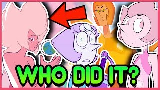 Who REALLY Shattered Pink Diamond? - Steven Universe Theory/Discussion