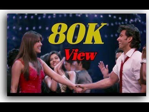Oh Ho Ho Ho (Remix) Hrithik Roshan and Priyanka Chopra  (Video Remix)