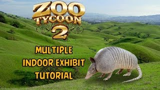 Zoo Tycoon 2 Tutorial - Indoor Exhibit (2)
