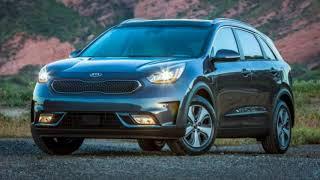 Kia Niro Plug-In Hybrid 2018 Car Review