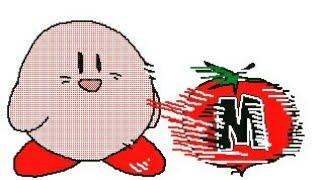 カービィ、トマト大作戦! (うごメモ)