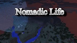 LOSUMG Minecraft Survival Map Launch - Nomadic Life - 1 / 3