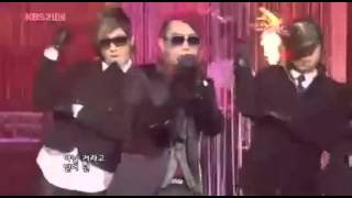 Eun Ji Won - Dangerous [Music Bank 090109]