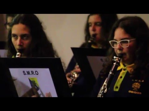 Orquestra Juvenil SMR Obidense - Theme From Mission Impossible - Figueiros
