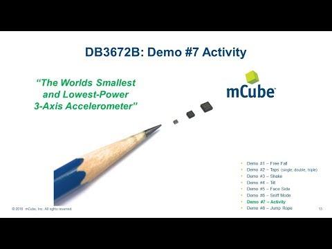 DB3672B Demo7 Activity