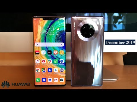 Top 5 New Huawei Smartphone 2019