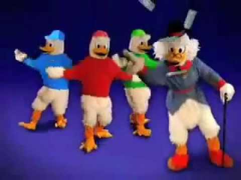 Ducktales - live action trailer
