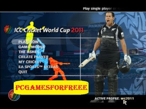 Ea sports cricket 2011 game free download full version for pc.