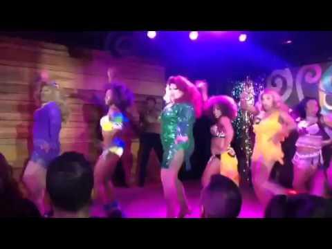 Ladies Of Town & Tha Firm Dancers Mardi Gras