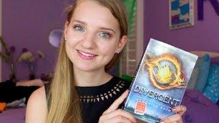 Book Blabber : Divergent!!! Thumbnail