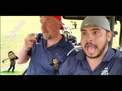 Ben's Vlog - Golfing didn't go as planned!