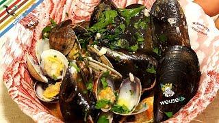93 - Guazzetto di mare..manicaretto da incorniciare! (piatto a base di pesce delizioso e appetitoso)