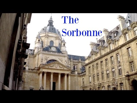 Inside the sorbonne university of paris streetfrench for Sorbonne paris