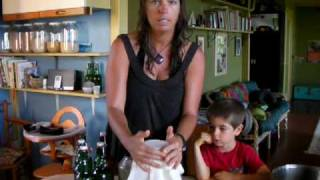 How to make Kombucha Drink at Home by Jennifer Thompson in Maui, Hawaii