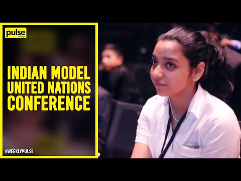 Indian Model United Nations Conference
