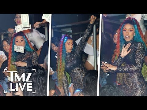 Cardi B & Offset: Mistress' Tearful Apology | TMZ Live