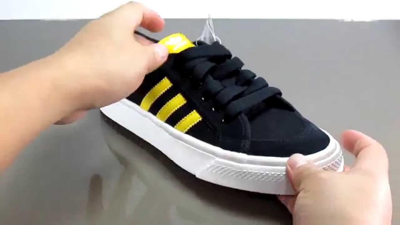 35c10602b192 Adidas Nizza Low D65859   neodeporte.com.pe - YouTube