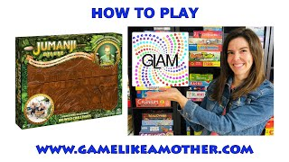 How to Play Jumanji Deluxe