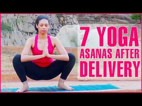 7 Easy Postnatal Yoga Asanas To Reduce Belly
