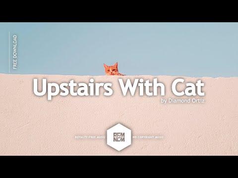 Upstairs With Cat - Diamond Ortiz   Royalty Free Music - No Copyright Music