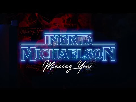 """Ingrid Michaelson - """"Missing You"""" (Official Lyric Video)"""
