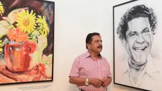 Portrait of an artist: Sivakumar at 75