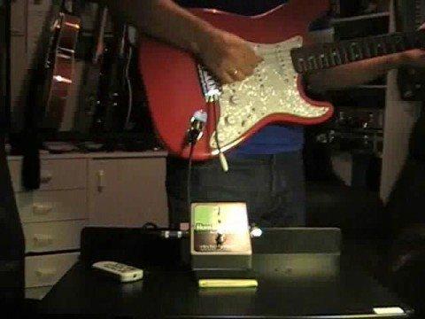 Electro-Harmonix Hum Debugger demo part 2