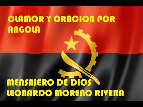 Clamor y oración por Angola