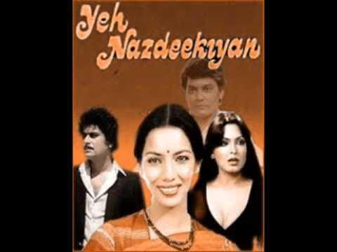 Ek Daur Woh Bhi Tha From Yeh Nazdeekiyan (1982)