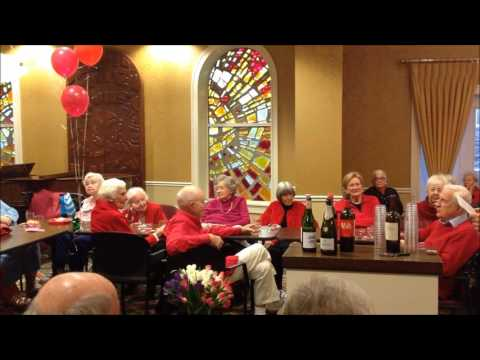 Eastcastle Place Valentines Day Party