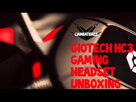 Giotech HC3 Gaming Headset Unboxing/Review // Is It Worth Upgrading? Should You Buy?