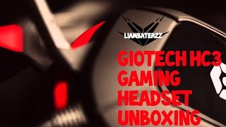 giotech hc3 gaming headset unboxing review is it worth upgrading should you buy