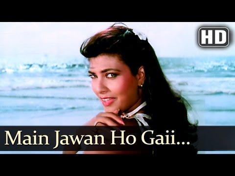 Main Jawan Ho Gaii (HD) - Inteqam 1988  - Anil Kapoor - Kimi Katkar - Laxmikant Pyarelal Hits