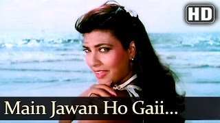 Download Main Jawan Ho Gaii (HD) - Inteqam 1988  - Anil Kapoor - Kimi Katkar - Laxmikant Pyarelal Hits MP3 song and Music Video