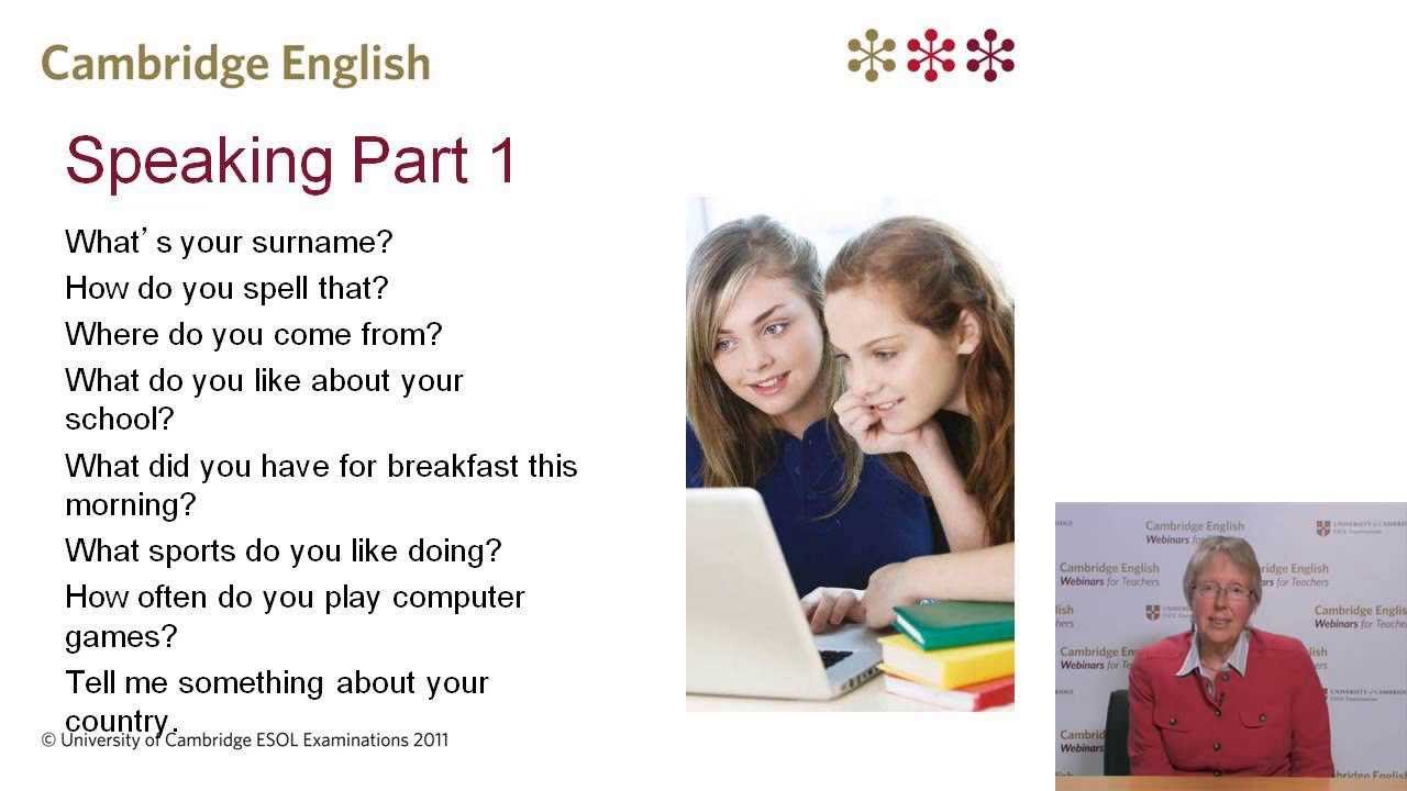 YLE - Young Learners | British Council