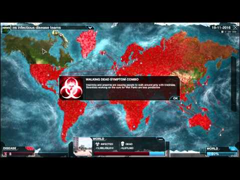 OWG Streams Plague Inc. - Cheesy Goodness, Wet Pants, and Subtle Penis